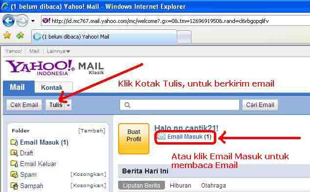 Menulis Email