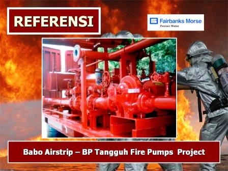 Fire Pump Project