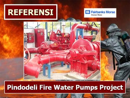 Fire Water Pumps