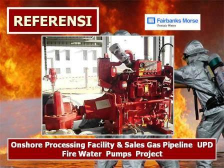 Fire Water Pump Project