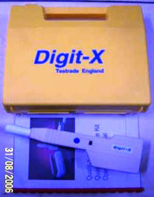 Digit-X Densitometer
