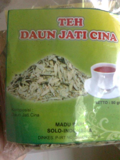 Daun_teh_jati_cina