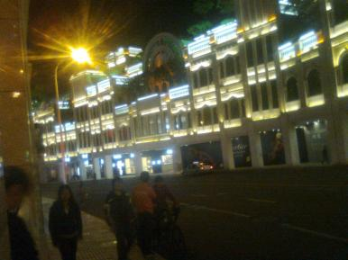 Malam di Xiamen China