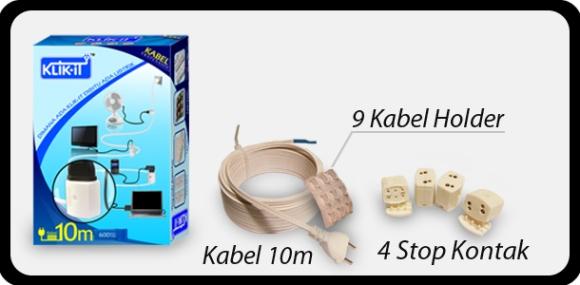 Cara Mudah Kabel Klik iT